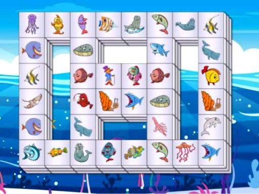 Play Sea Life Mahjong Now!