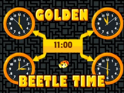 Play Golden Beetle Time Now!