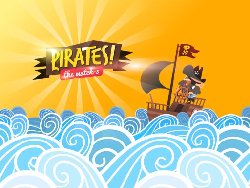 Play Pirates the match 3 Now!