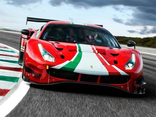 Play Ferrari 488 GT3 Evo Jigsaw Puzzle Now!