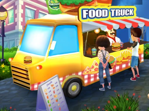 Play Hidden Burgers in Truck Now!