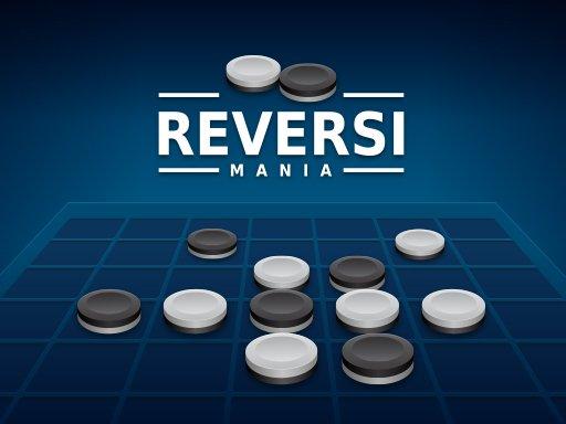 Play Reversi Mania Now!