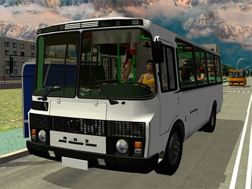 Play Russian Bus Simulator Now!
