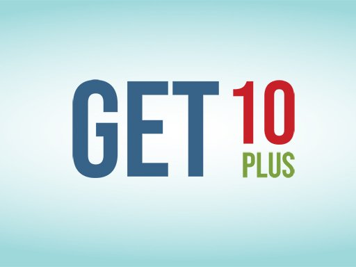 Play Get 10 Plus Now!