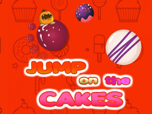Play Jump on the Cakes Now!