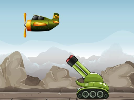 Play Tank Defender Now!
