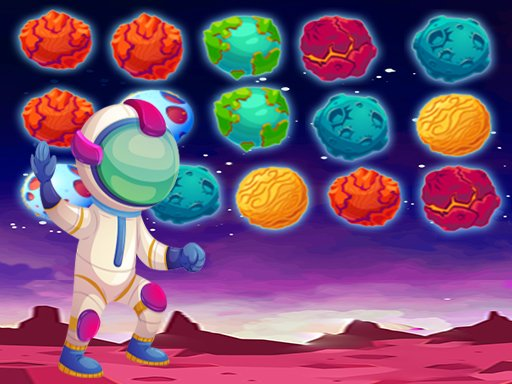 Play Planet Bubble Shooter Now!
