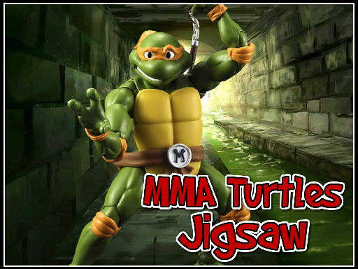 Play MMA Turtles Jigsaw Now!