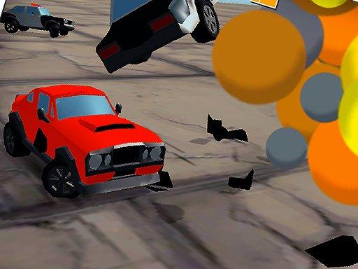 Play Police Car vs Thief Now!