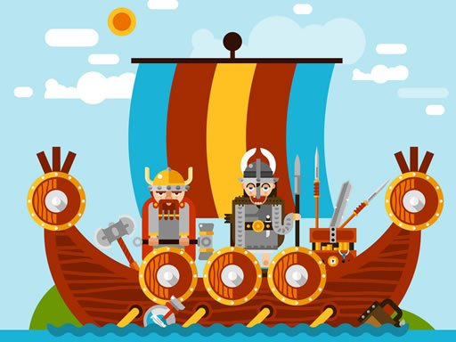 Play Spartan And Viking Warriors Memory Now!