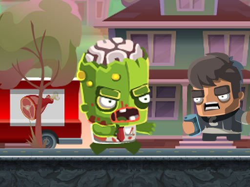 Play Surviving the Zombies Now!