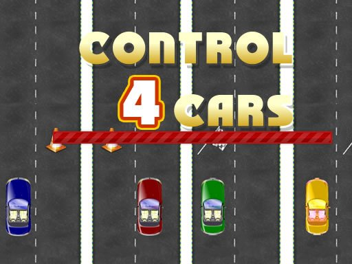 Play Control 4 Cars Now!