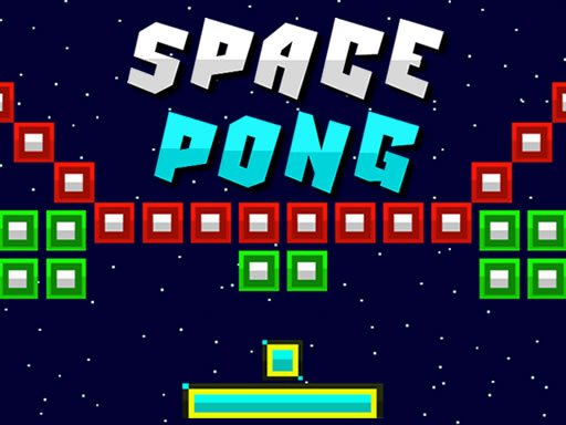Play Space Pong Challenge Now!