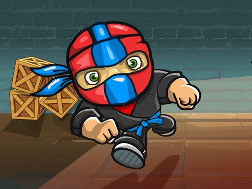 Play Ninja Hero Runner Now!