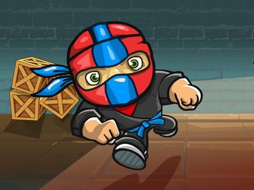 Play Ninja Hero Runner Now!