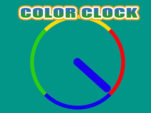 Play Color Clock Now!