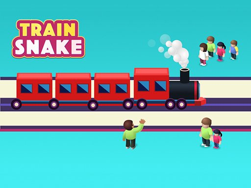 Play Train Snake Taxi Now!