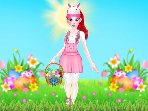Play Princess Easter hurly-burly Now!