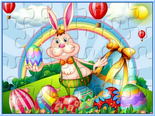 Play Easter Jigsaw Deluxe Now!