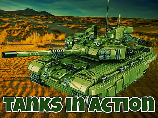 Play Tanks in Action Now!