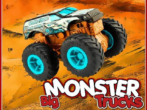 Play Big Monster Trucks Now!