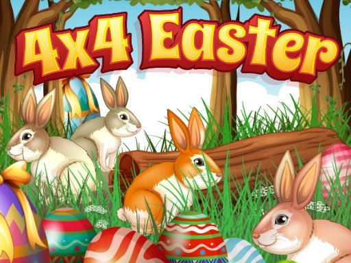 Play 4x4 Easter Now!