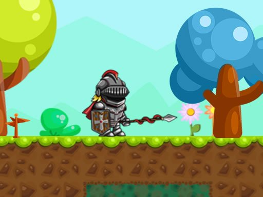 Play Super Knight Adventure Now!