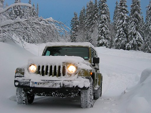 Play Offroad Snow Jeep Passenger Mountain Uphill Drivin Now!