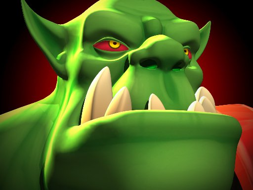 Play Orc Invasion Now!