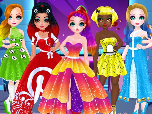 Play Princesses Trendy Social NetWorks Now!
