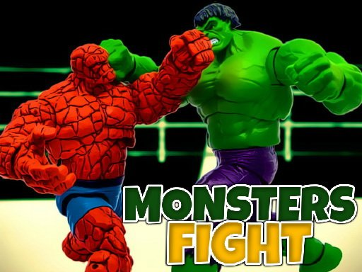 Play Monsters Fight Now!