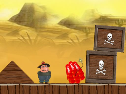 Play Save The Coal Miner Now!