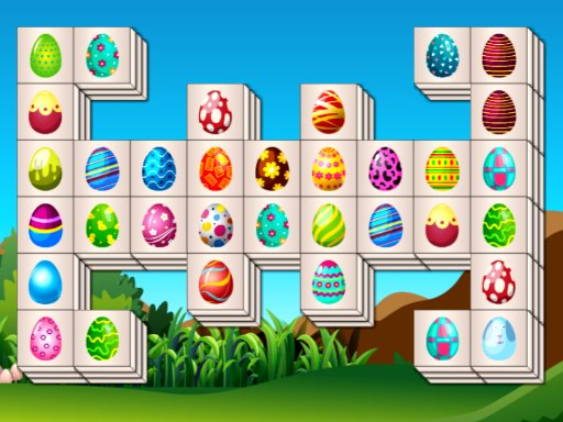 Play Easter Mahjong Deluxe Now!
