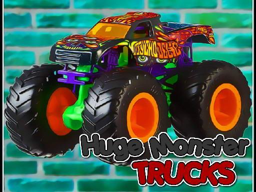 Play Huge Monster Trucks Now!