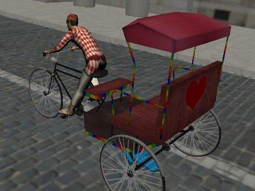 Play Rickshaw Driver Now!