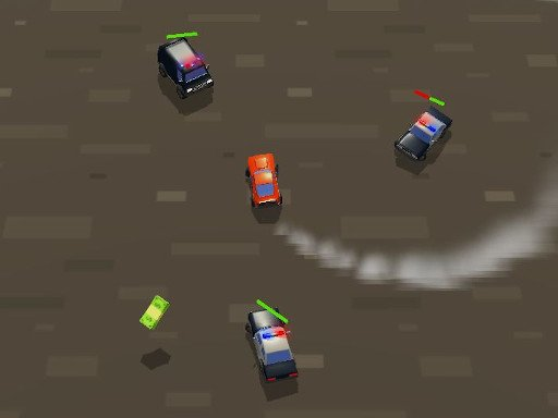 Play Endless Crazy Chase Now!