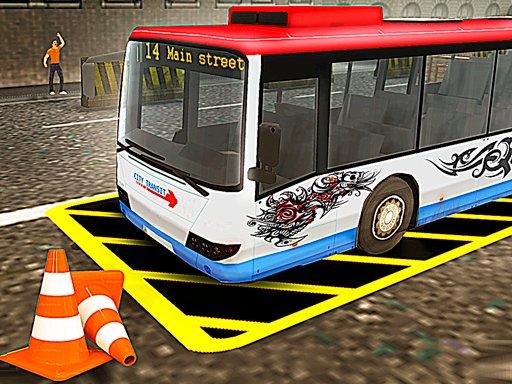 Play Vegas City Highway Bus Parking Simulator Now!