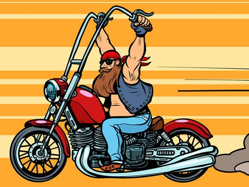 Play Extreme Motorbikes Match 3 Now!