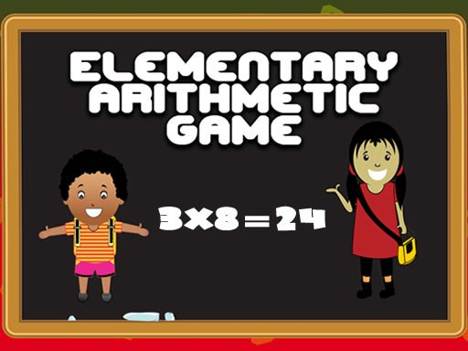 Play Elementary Arithmetic Math Now!