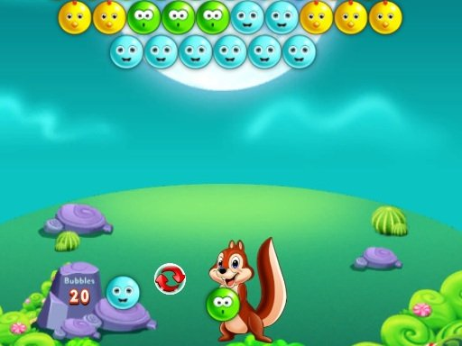 Play Bubble Shooter Love Now!