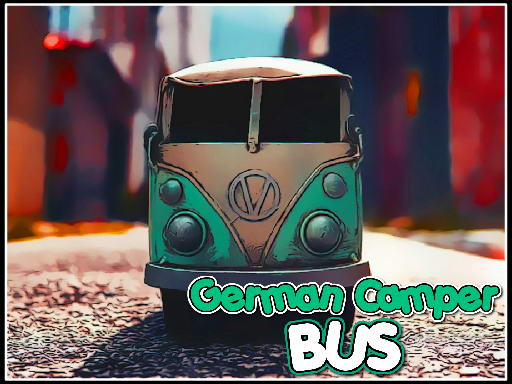 Play German Camper Bus Now!