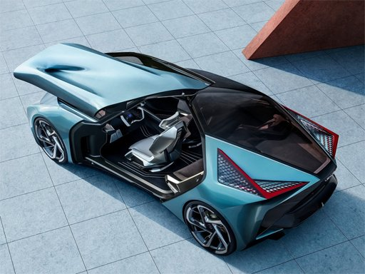 Play Lexus LF-30 Electrified Now!