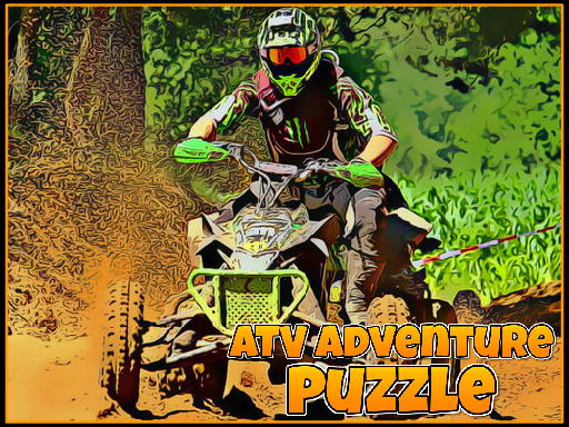 Play ATV Adventure Puzzle Now!