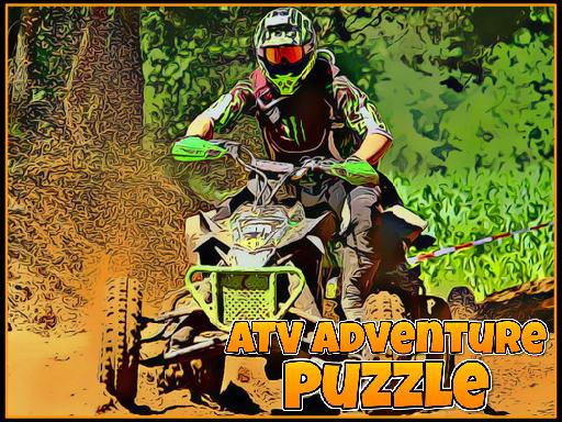 Play ATV Adventure Puzzle Now!
