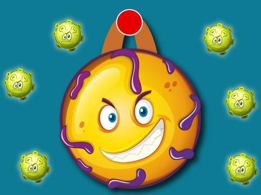Play Virus Sling Now!