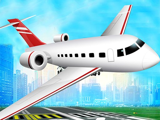 Play Airplane Flying Simulator Now!