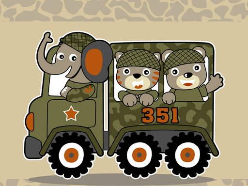 Play Army Weapon Vehicles Match 3 Now!
