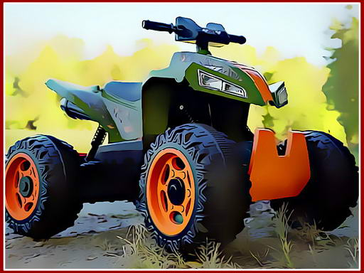 Play 4x4 ATV Motorbikes for Kids Now!