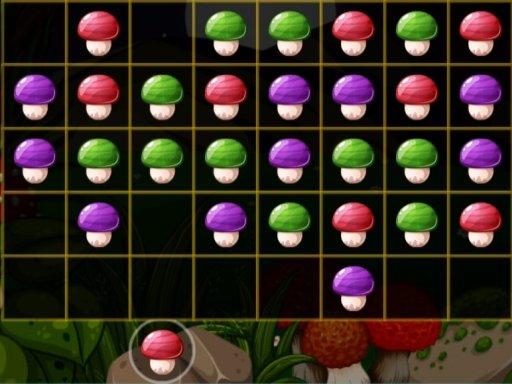 Play Mushroom Puzzles Now!