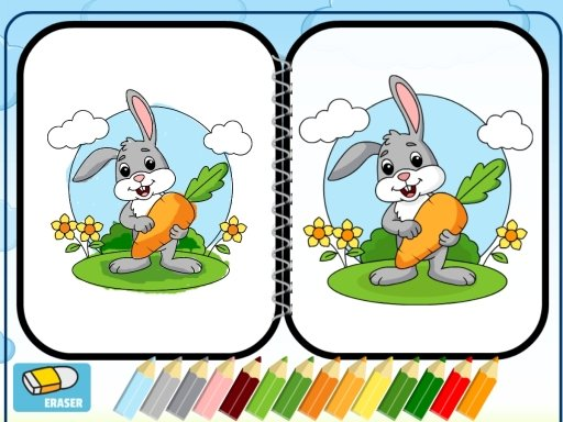Play Easter Coloring Now!
